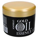 Gold Oil Essence Amber & Argan maska bursztynowo - arganowa 500 ml Montibello